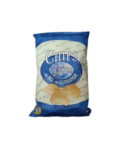 "Chips au sel de Guérande ""grand"""