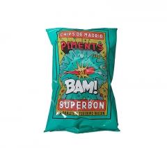 Chips de Madrid aux piments