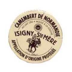 Camembert d'Isigny St Mère - AOC