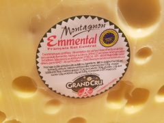Emmental label rouge