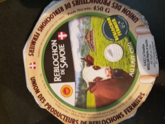 Reblochon de Savoie au lait cru Fermier - AOP