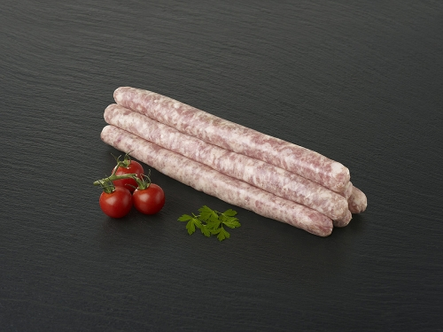 "Chipolatas nature ""Fabrication maison"""